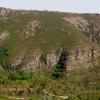 Sinclinal da Serra do Caurel. Marxe dereita do río Ferreiriño