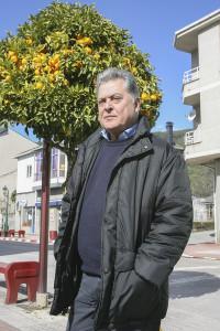 Julio Álvarez Núñez, Alcalde de Quiroga