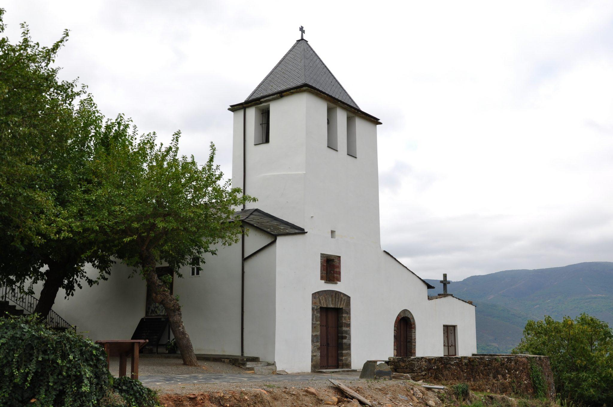 Igrexa Parroquial da Ermida – Santuario da Virxe dos Remedios