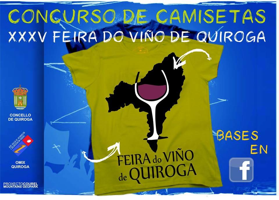 CONCURSO CAMISETAS
