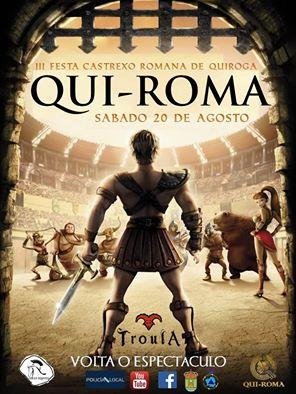 Cartel Qui-Roma 2016
