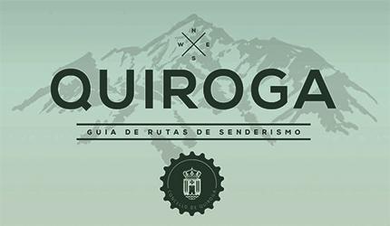 Nova guía das Rutas de Sendeirismo de Quiroga