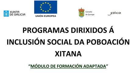 Programa de Inclusión social da Poboación Xitana