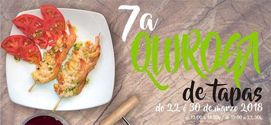 7 edición do Concurso «Quiroga de Tapas»