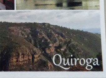 Postal promocional do Concello de Quiroga