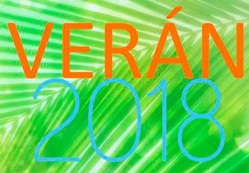 Programacion para o verán en Quiroga 2018