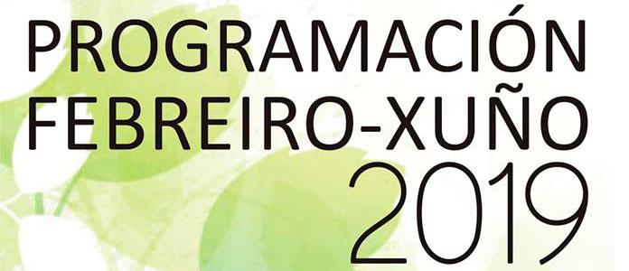 Actividades Febreiro a Xuño do 2019 no Concello de Quiroga