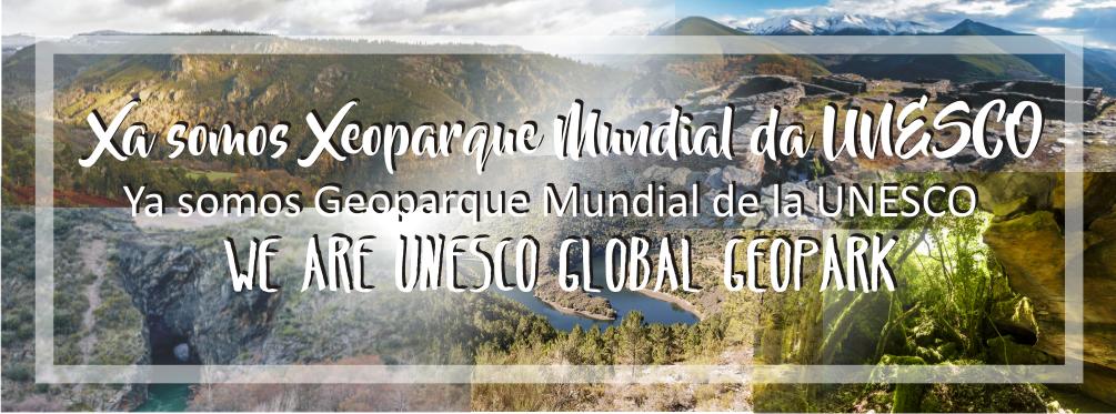 Xeoparque mundial UNESCO