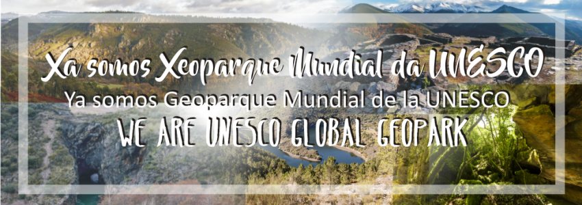 Geoparque Mundial UNESCO: Sierra do Caurel