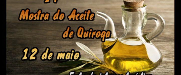 RTMQ. Clip XIX Muestra del aceite de Quiroga en el molino de Bendilló.