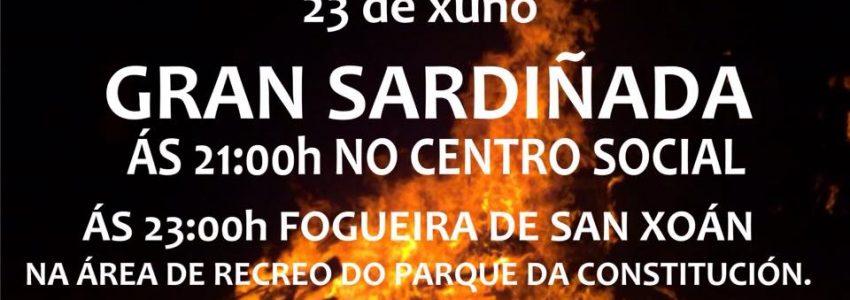 Noite de San Xoán en Quiroga