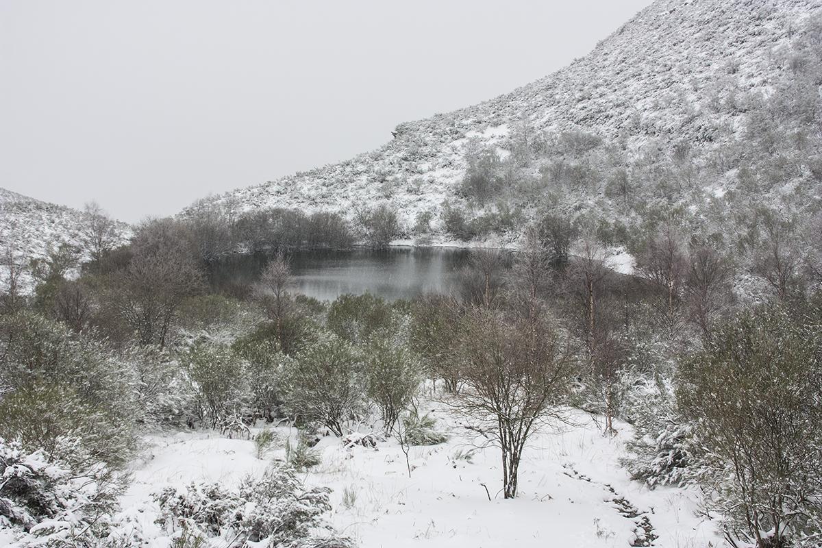 Glaciación en la Sierra do Caurel