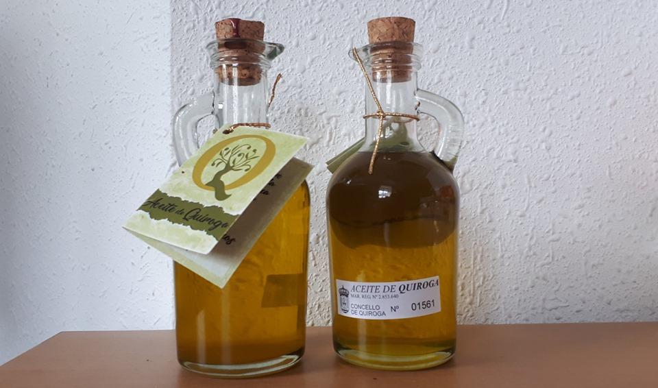 Aceite de Quiroga, produto biosaudable