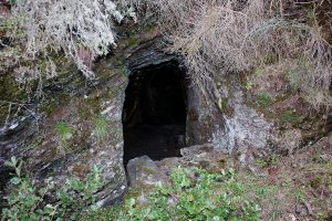 Área mineira romana de Penafurada. Paradaseca.