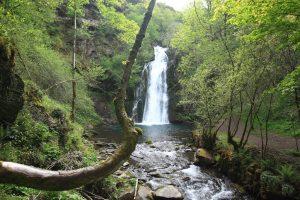 Cascada de Vieiros