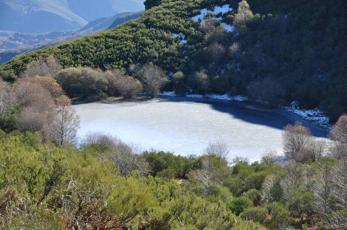 Ruta de la Laguna da Lucenza