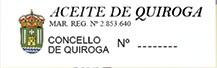Sello del aceite de Quiroga