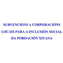 Destacado subvencions inclusion Social poboacion xitana